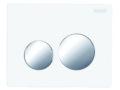 Sphere White / Chrome